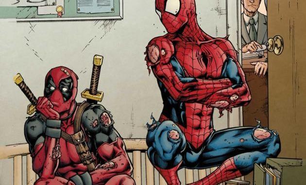 Spiderman-y-Deadpool